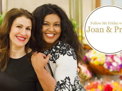 LIVE Follow Me Friday with Joan & Priya 02-01-19