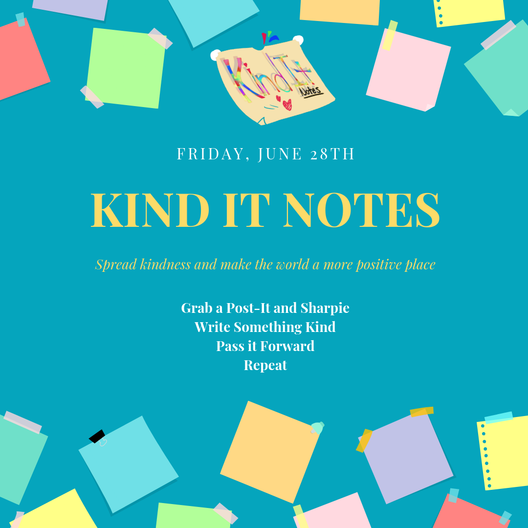 Kind It Notes Day